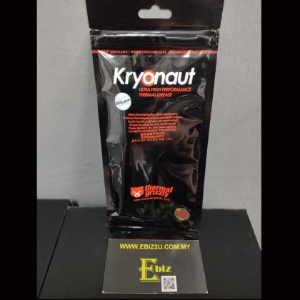 Thermal Grizzly Kryonaut Thermal Grease 5.5g